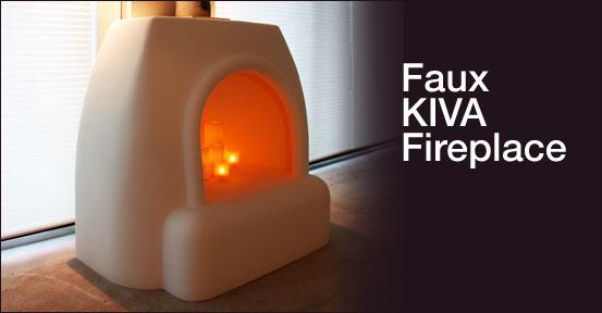 Chicago fiberglass works wicked for Kiva fireplaces
